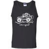 Life Is Good Jeep Tank Top For Women - Shipping Worldwide - NINONINE