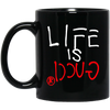 Life Is Gucci Mug - Shipping Worldwide - NINONINE