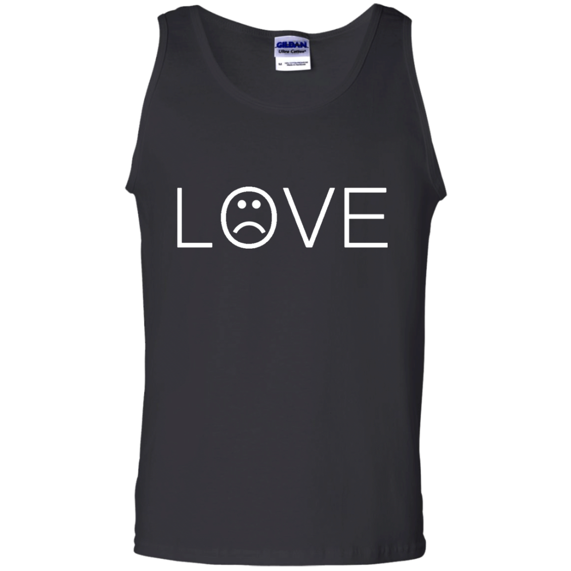 Lil Peep Tank Top Love Sad Emotion