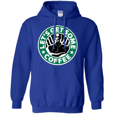 Luke Cage Let's Get Some Coffee Hoodie - Shipping Worldwide - NINONINE