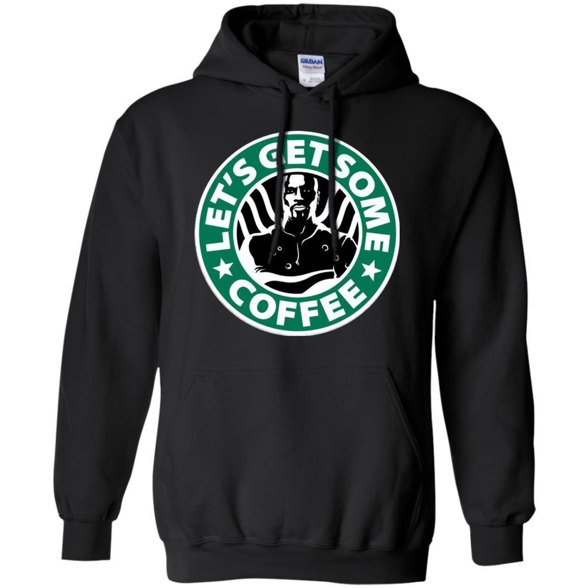 Luke Cage Let's Get Some Coffee Hoodie