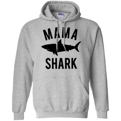 Mama Shark Hoodie - Shipping Worldwide - NINONINE