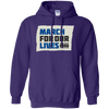 March For Our Lives Hoodie Original Style - Purple - Shipping Worldwide - NINONINE