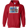March For Our Lives Hoodie Original Style - Red - Shipping Worldwide - NINONINE