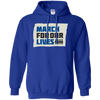 March For Our Lives Hoodie Original Style - Royal - Shipping Worldwide - NINONINE