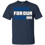 March For Our Lives Shirt Dark Style