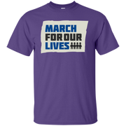 March For Our Lives Shirt Original Style