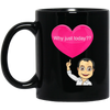 Marcus Lemonis Heart Mug - Shipping Worldwide - NINONINE