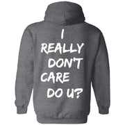 Melania Trump I Dont Care Hoodie