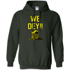 Mike Tomlin Hoodie - Forest Green - Shipping Worldwide - NINONINE
