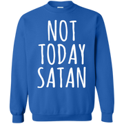 Not Today Satan Sweater