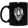 On Wednesdays We Wear Black Mug - Shipping Worldwide - NINONINE