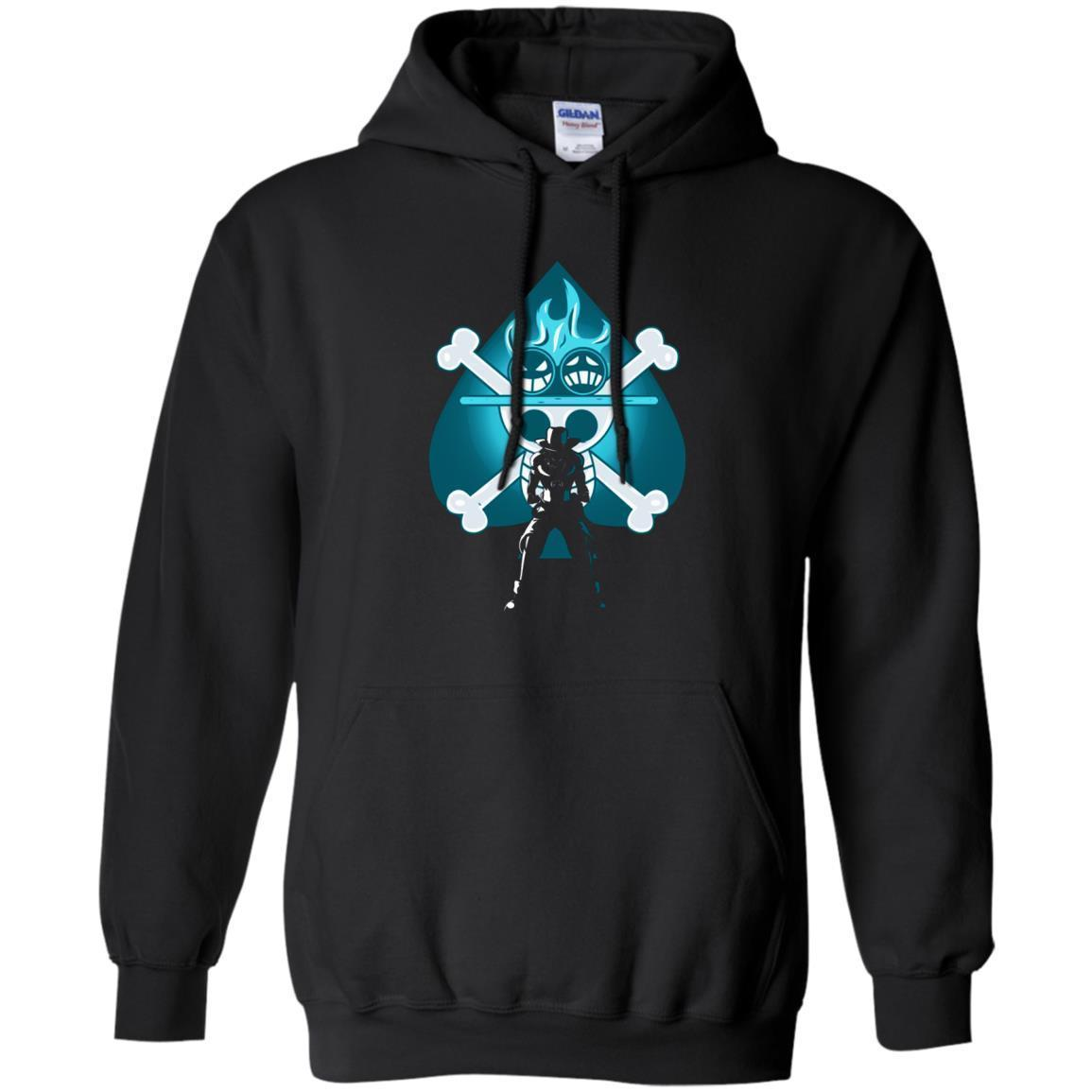 One Piece Portgas D. Ace Hoodie