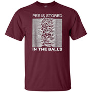 Pee Is Stored In The Balls Shirt