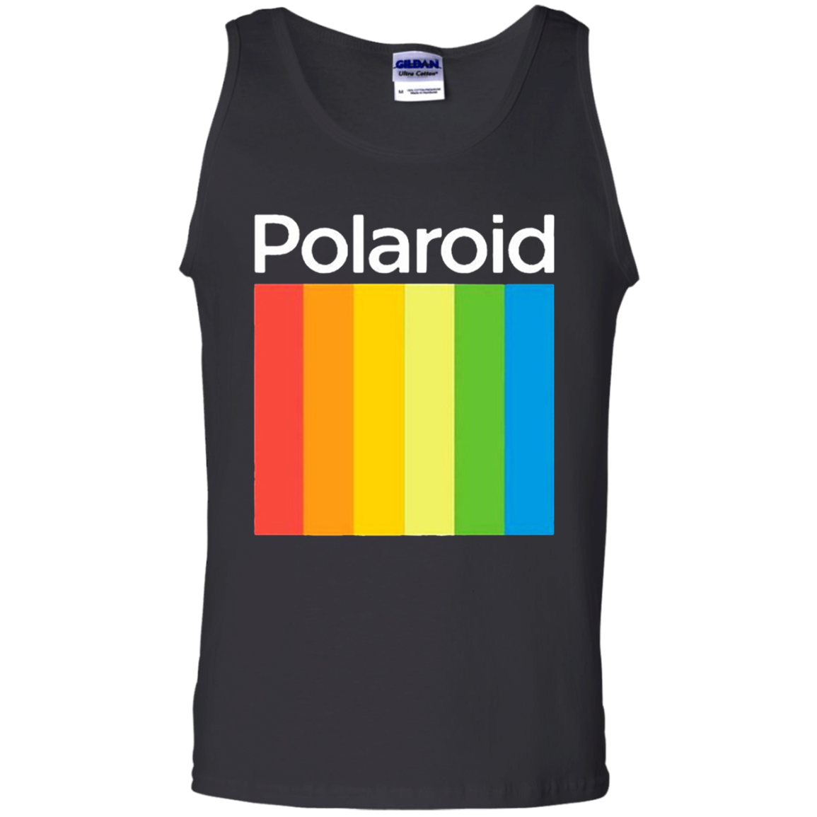 Polaroid Tank Top