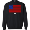 QR Codes To Register Voters Sweater Sweatshirt Turnout Tuesday Black - Black - Shipping Worldwide - NINONINE