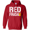 Red Friday Hoodie - Shipping Worldwide - NINONINE