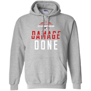 Red Sox Damage Done Hoodie