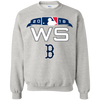 Red Sox World Series Sweater Sweatshirt - Ash - Shipping Worldwide - NINONINE