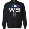 Red Sox World Series Sweater Sweatshirt - Black - Shipping Worldwide - NINONINE
