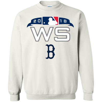 Red Sox World Series Sweater Sweatshirt - White - Shipping Worldwide - NINONINE