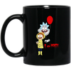 Rick And Morty It Clown And Morty Mug - Shipping Worldwide - NINONINE