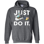 Rick And Morty Just Do It Hoodie