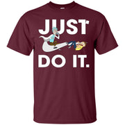 Rick And Morty Just Do It Shirt
