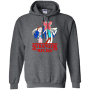 Rick And Morty Stranger Ricks Hoodie