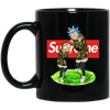 Rick And Morty Supreme Mug - Shipping Worldwide - NINONINE
