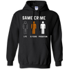 Same Crime Hoodie - Shipping Worldwide - NINONINE