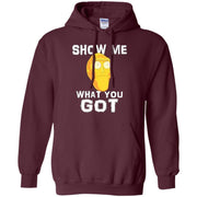 Show Me What You Got Rick And Morty Hoodie