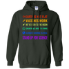 Stand Up For Science Hoodie - Shipping Worldwide - NINONINE