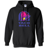 Taco Bell Hoodie - Black - Shipping Worldwide - NINONINE