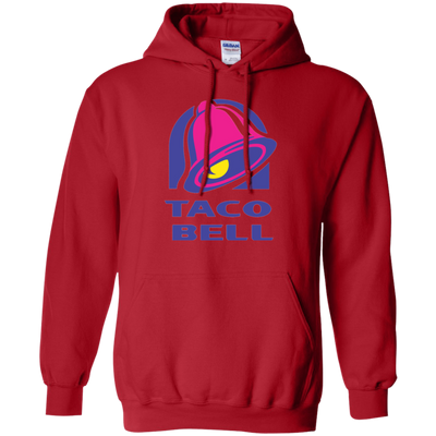 Taco Bell Hoodie - Red - Shipping Worldwide - NINONINE