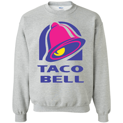 Taco Bell Sweatshirt Sweater - Sport Grey - Shipping Worldwide - NINONINE