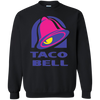 Taco Bell Sweatshirt Sweater - Black - Shipping Worldwide - NINONINE