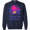 Taco Bell Sweatshirt Sweater - Navy - Shipping Worldwide - NINONINE