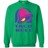 Taco Bell Sweatshirt Sweater - Irish Green - Shipping Worldwide - NINONINE