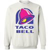 Taco Bell Sweatshirt Sweater - White - Shipping Worldwide - NINONINE