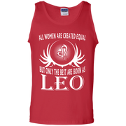 The Best Are Born As Leo August Birthday Tank Top