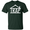 The Trap House Shirt - Forest - Shipping Worldwide - NINONINE