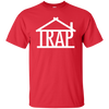 The Trap House Shirt - Red - Shipping Worldwide - NINONINE
