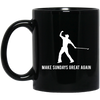 Tiger Woods Mug Make Sundays Great Again - Shipping Worldwide - NINONINE
