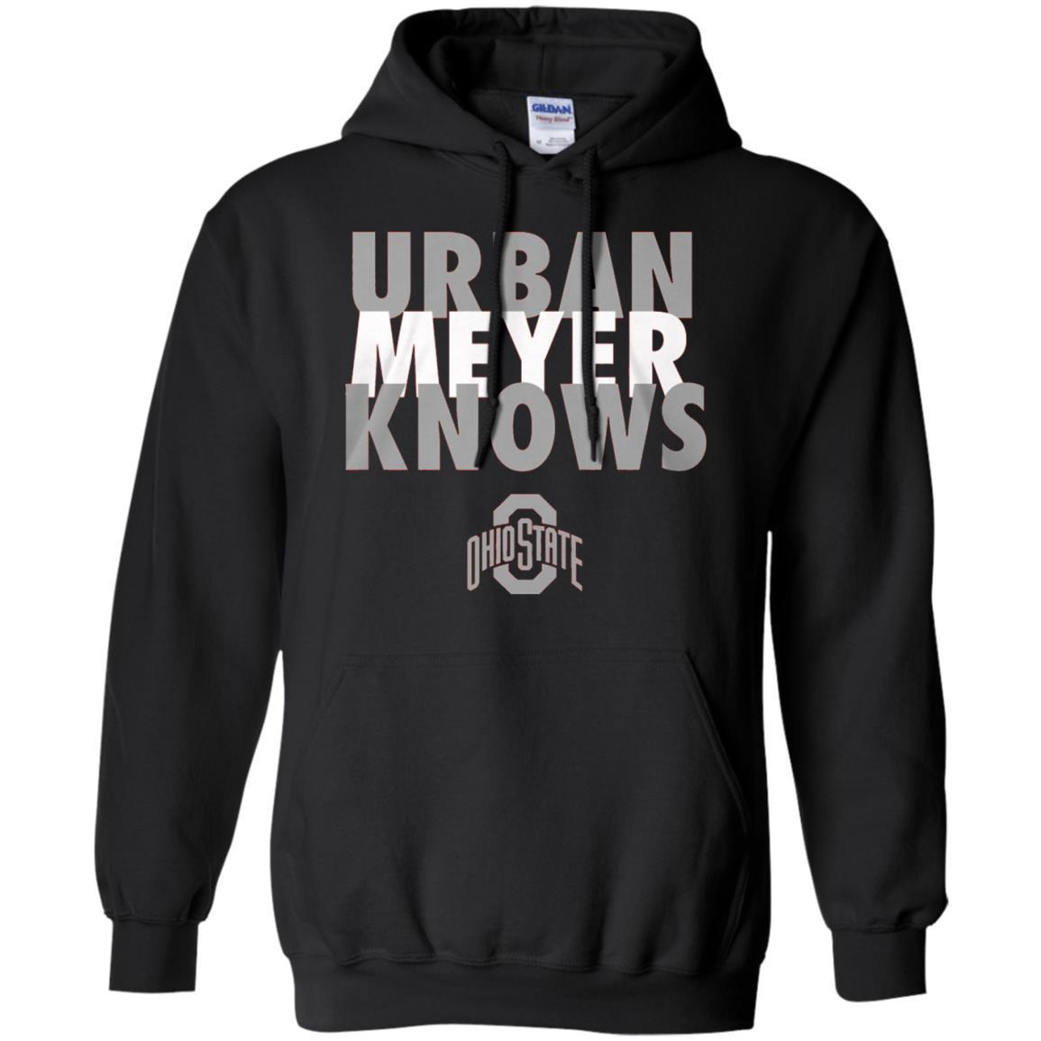 Urban Meyer Knows Hoodie