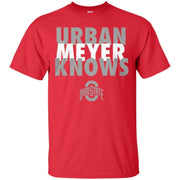 Urban Meyer Knows Shirt