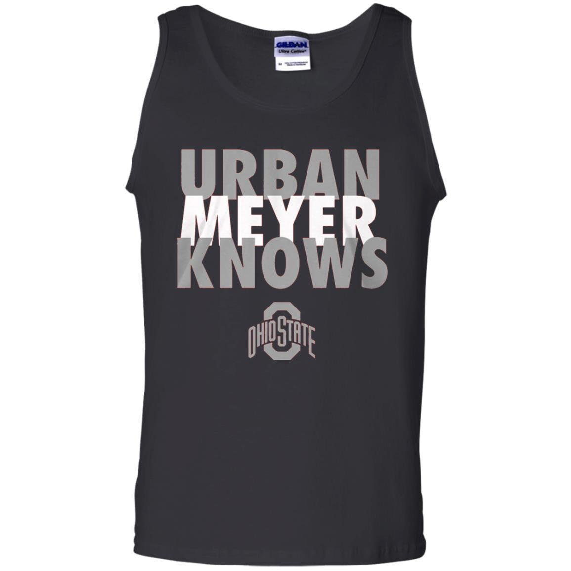 Urban Meyer Knows Tank Top