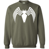 Venom Logo Sweater Sweatshirt - Military Green - Shipping Worldwide - NINONINE