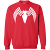 Venom Logo Sweater Sweatshirt - Red - Shipping Worldwide - NINONINE