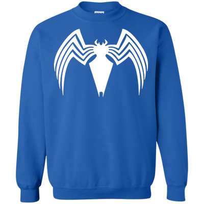 Venom Logo Sweater Sweatshirt - Royal - Shipping Worldwide - NINONINE